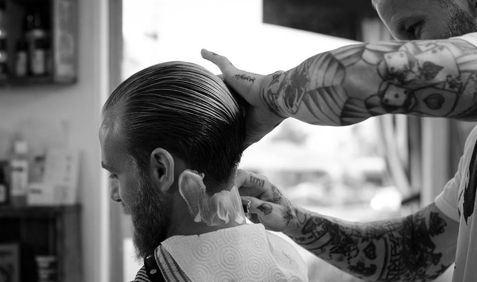 Men's grooming in Singapore and best barbers | The Gentlemen Society | Barbershops in Singapore