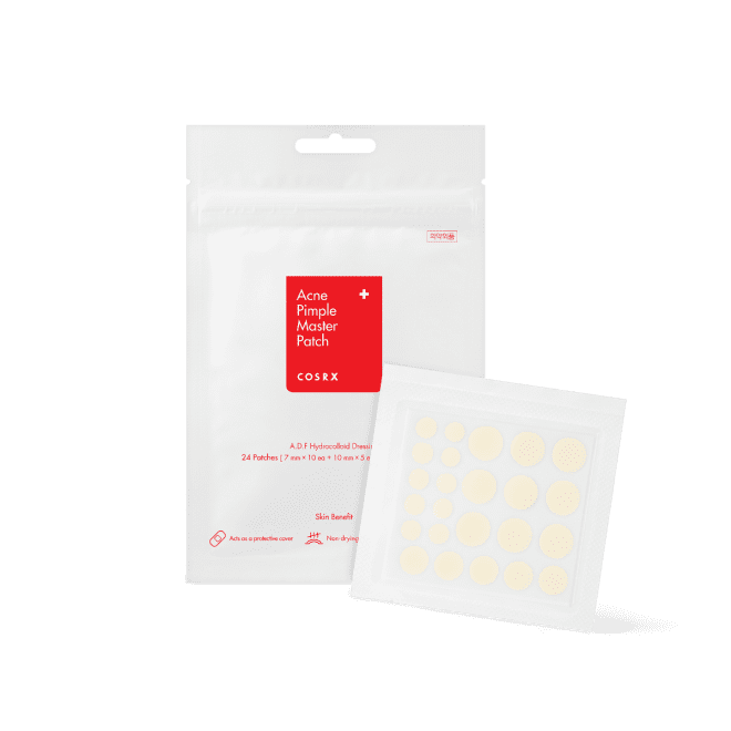 Cosrx Acne Pimple Master Pad | Best acne treatments and solutions to target blemishes, pimples and spots