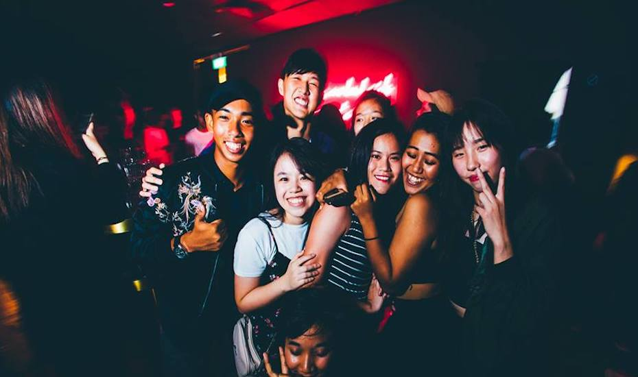 Avry is a nightclub in Singapore