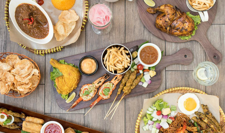 Indonesian Restaurants In Singapore Where To Get Rendang