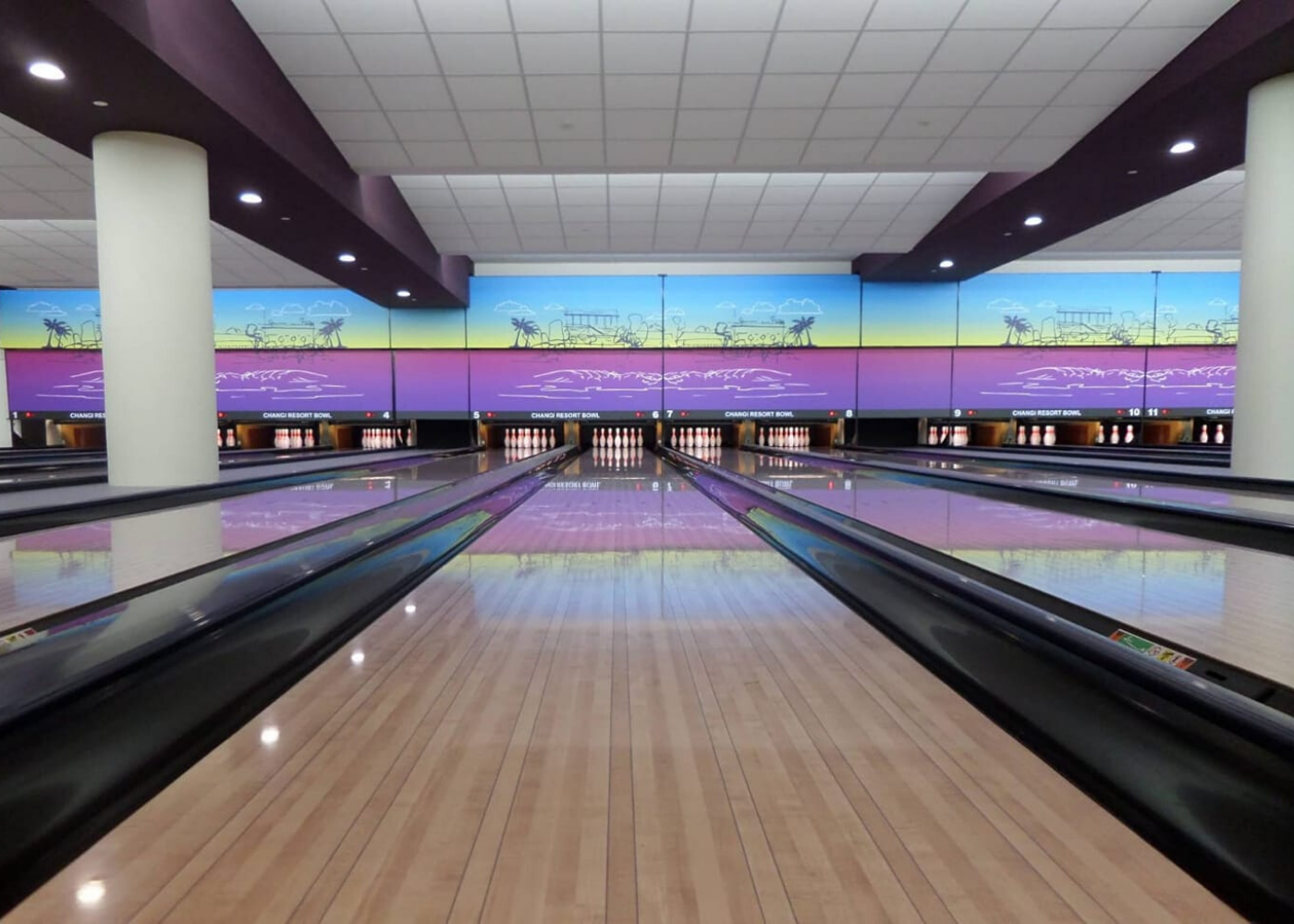 changi resort bowl | bowling alleys in singapore