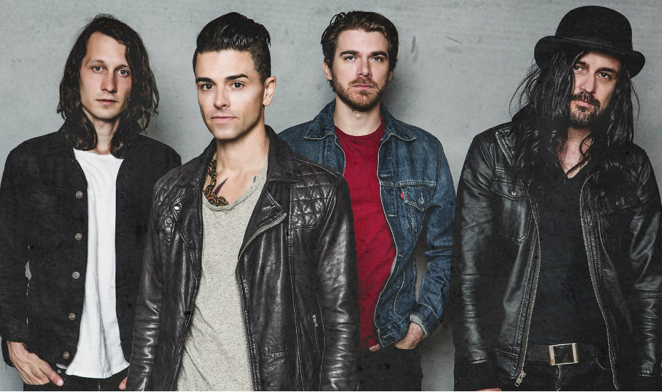 Live concerts in Singapore: Emo-rock band Dashboard Confessional return to Singapore