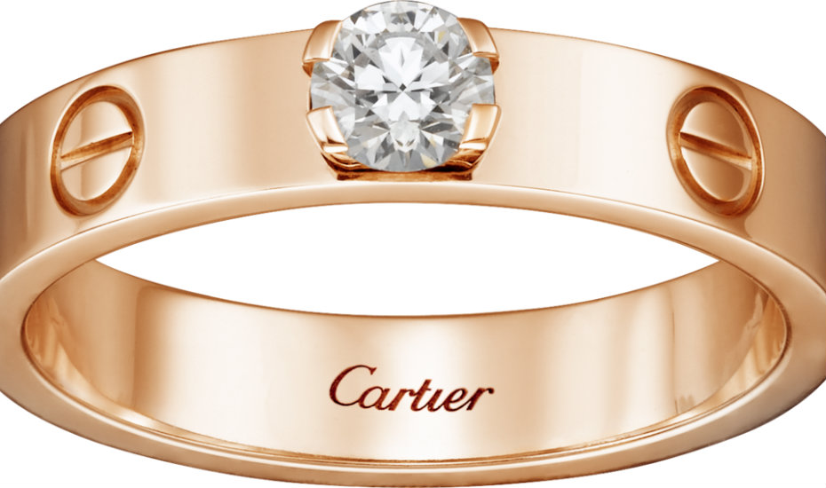 Where to buy diamond rings in Singapore: Cartier