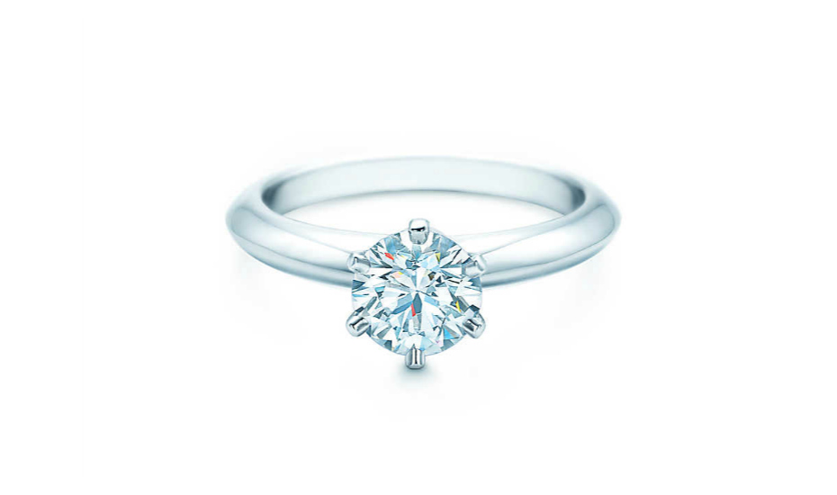 Where to buy diamond rings in Singapore: Tiffany & Co