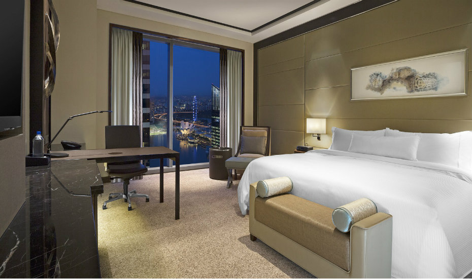 5 star hotels in Singapore: Indulge in the city's best luxury hotels and resorts for a posh staycation
