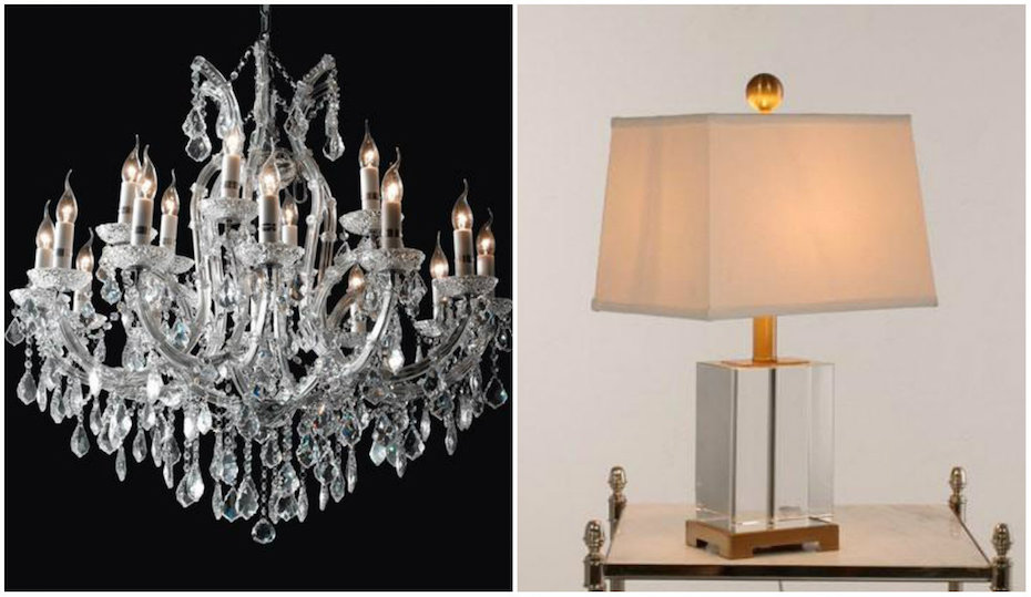 Get the lighting right: shop for stylish lamps and light fixtures in ...