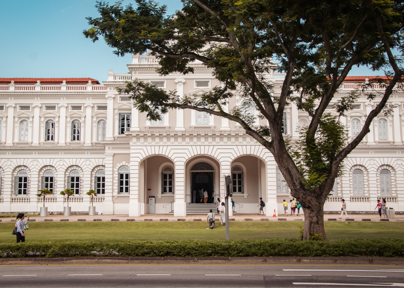 Sightseeing in Singapore: Top 25 things to do | Honeycombers on National Museum Of Singapore  id=26021