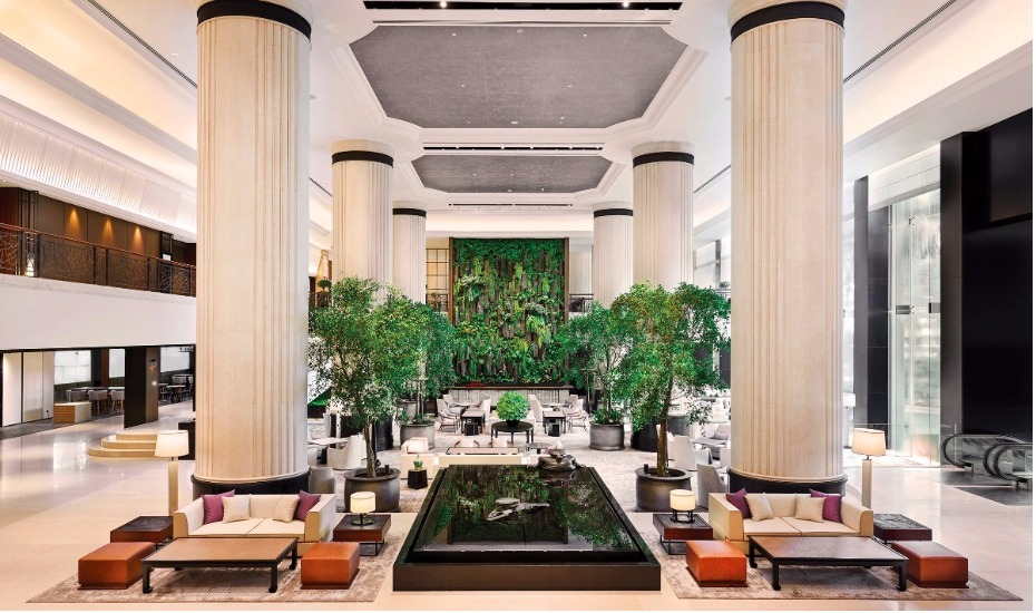 Shangri-La Hotel Singapore is the urban retreat you've been dreaming of