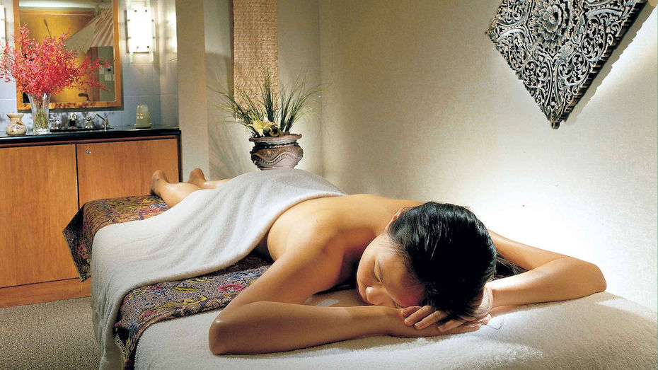 Serena Spa at Singapore Marriott Tang Plaza