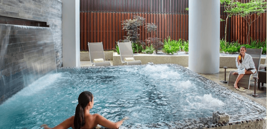 Best spas in Singapore: Japanese onsen to resort vibes