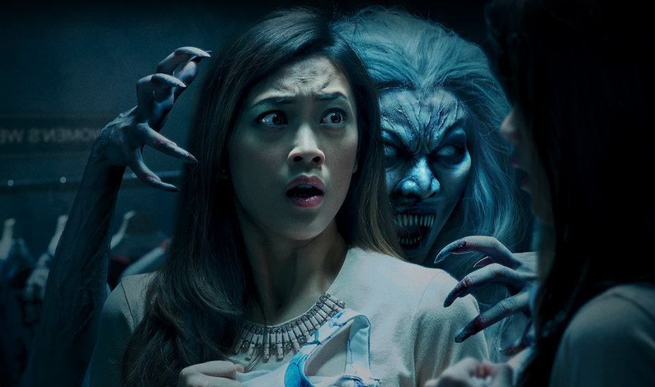 Halloween Horror Nights returns to spook us in September with five haunted houses