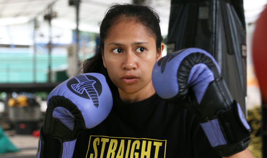 Fighting Stereotypes: Interview with Singapore's professional female boxer, Nurshahidah Roslie