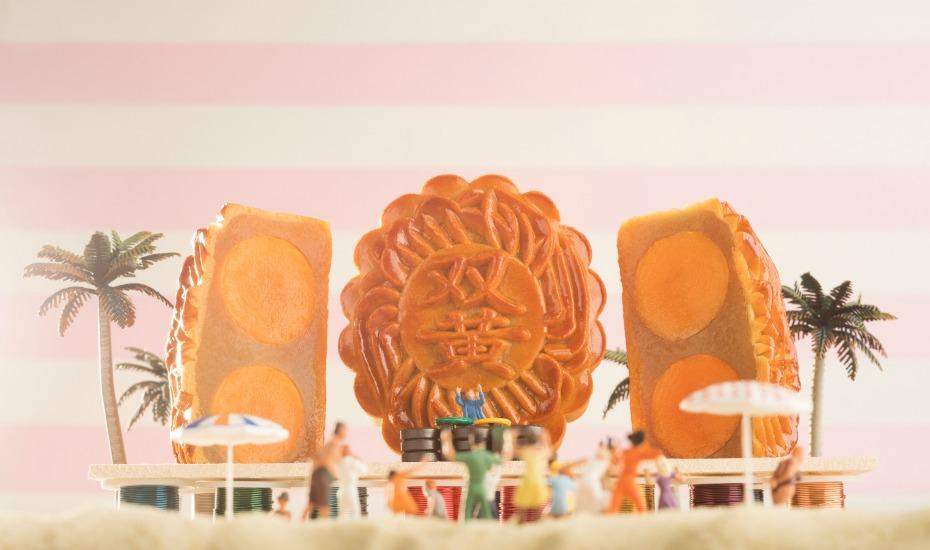 Mid-Autumn Festival 2017: You'll love these cute mooncake dioramas by Fairmont Singapore