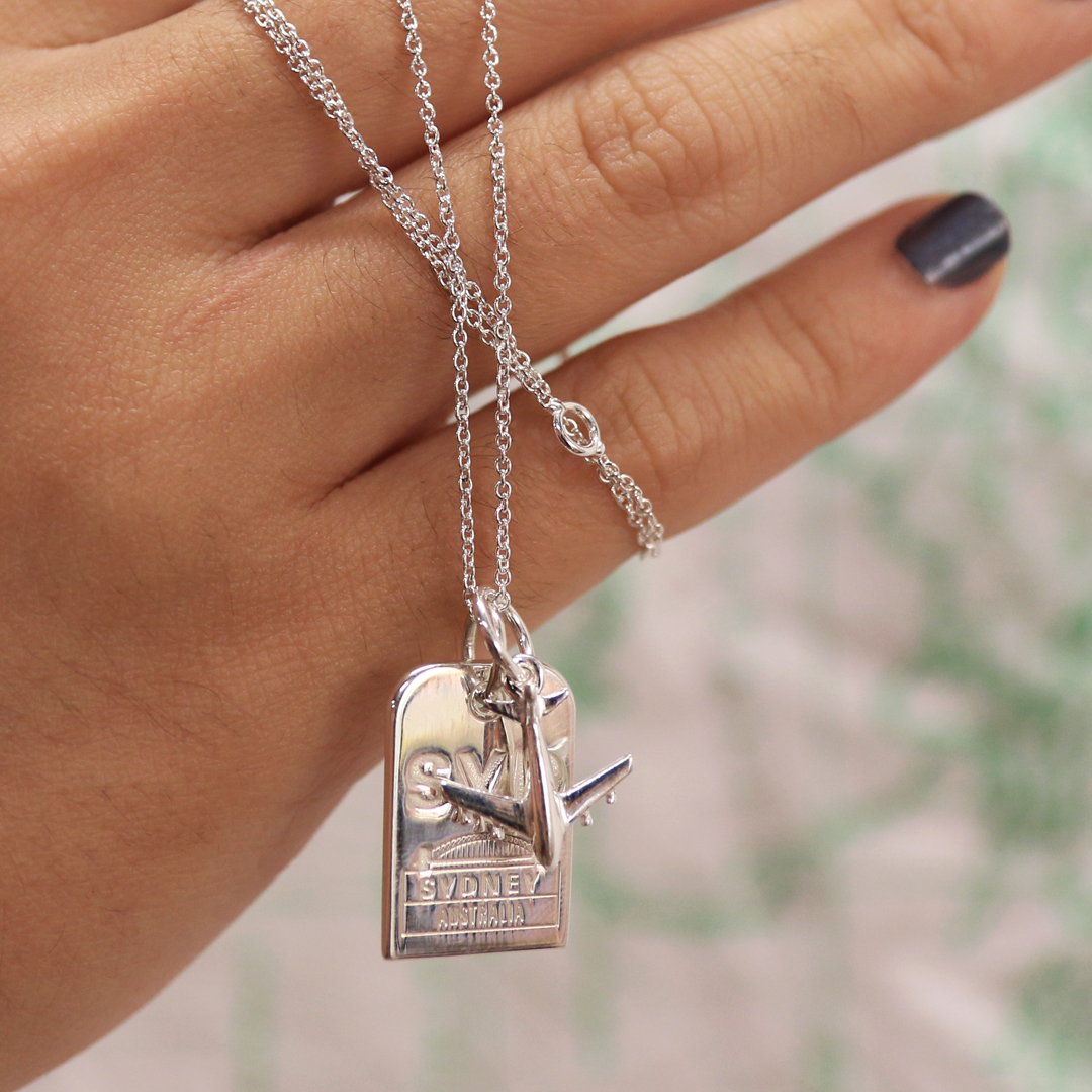 e095cfb28c Thanks to the lovely people at New York based jewellery brand Jet Set  Candy, we have three fun, travel-inspired necklaces for you to win worth  more than ...