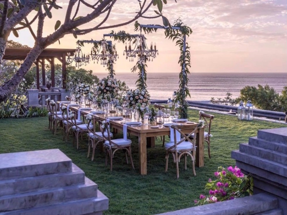"5 reasons you should say ""I do"" at this new luxury villa at Four Seasons Resort Bali at Jimbaran Bay"
