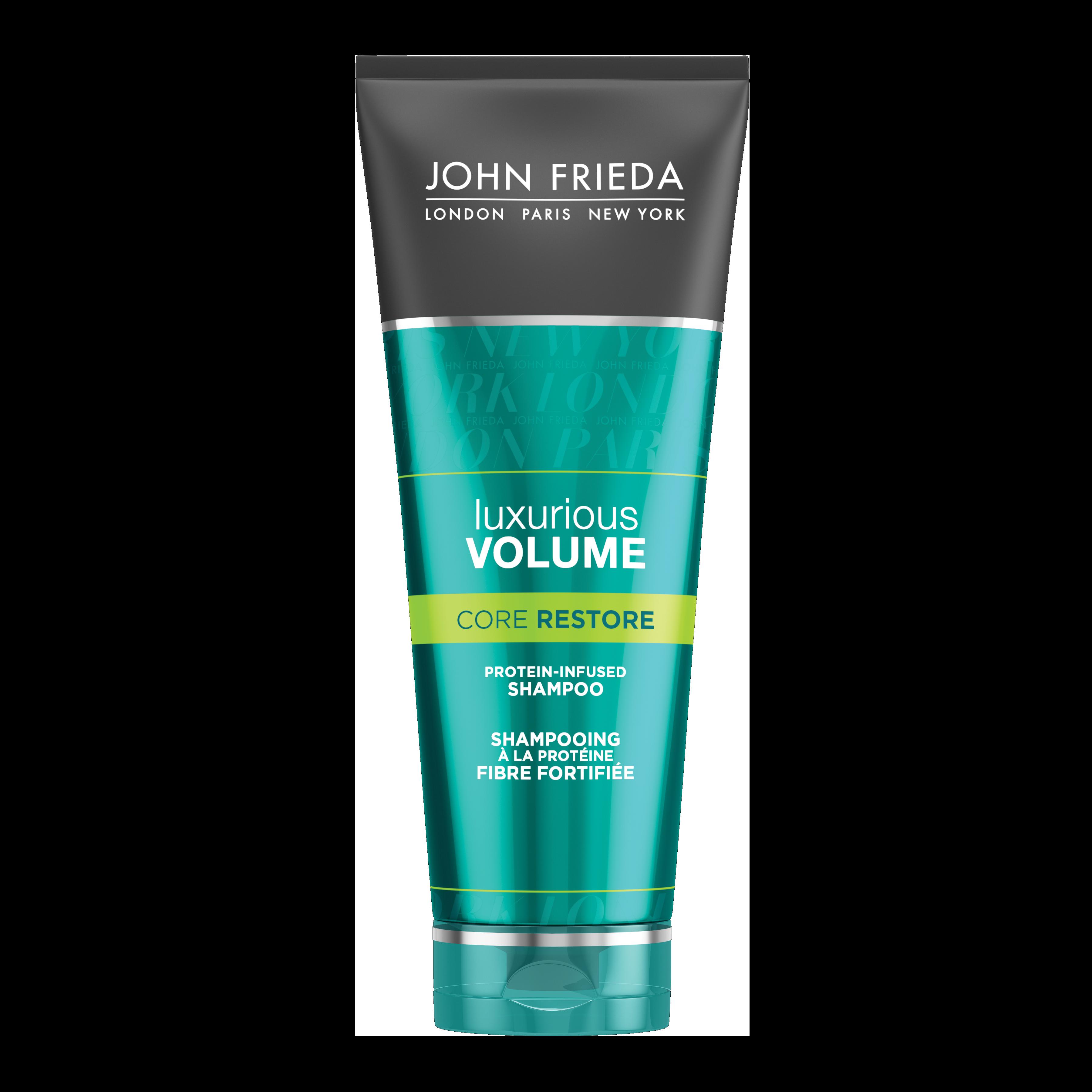 Best shampoos | For fine hair: John Frieda Volume Core Restore Range