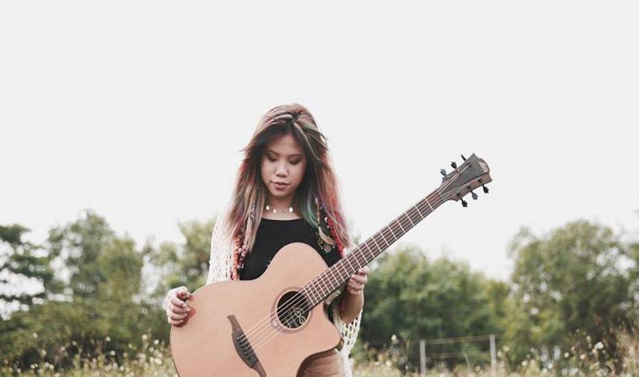 Joie Tan is a local musicians from Singapore, known for her smooth vocals.