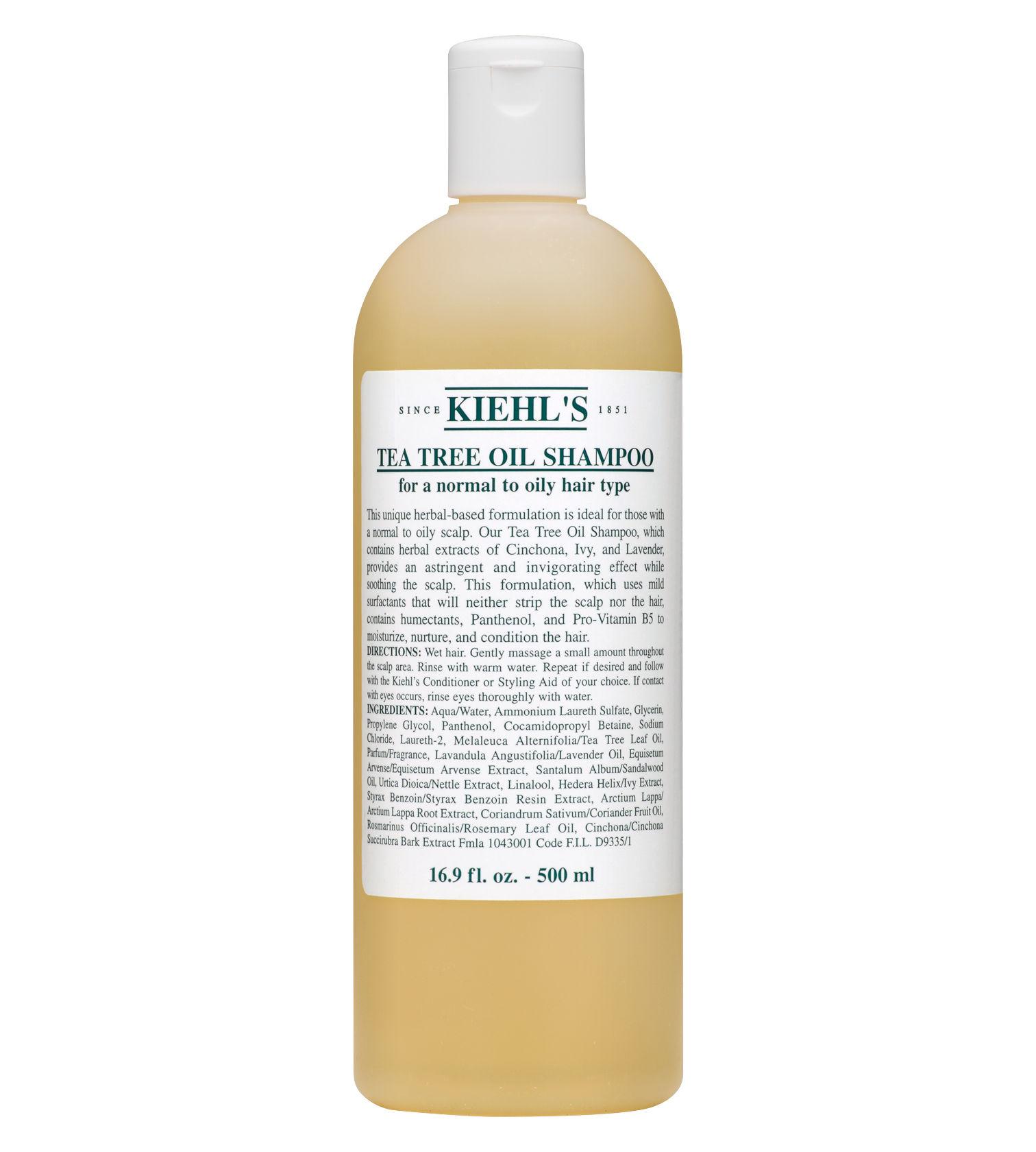 Best Shampoos | For oily scalps: Kiehl's Tea Tree Oil
