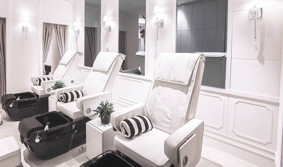 Lacquer and Spa