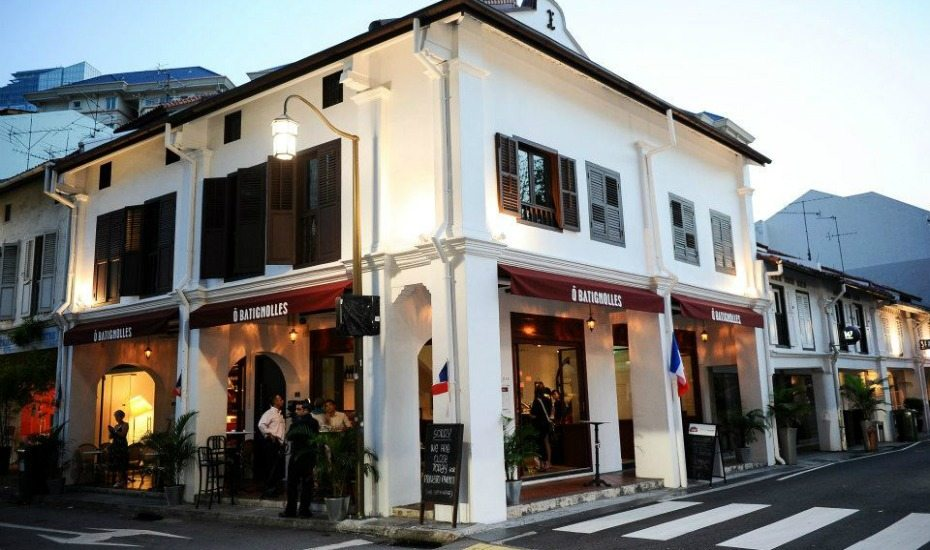 Best happy hour deals in Singapore's bar scene