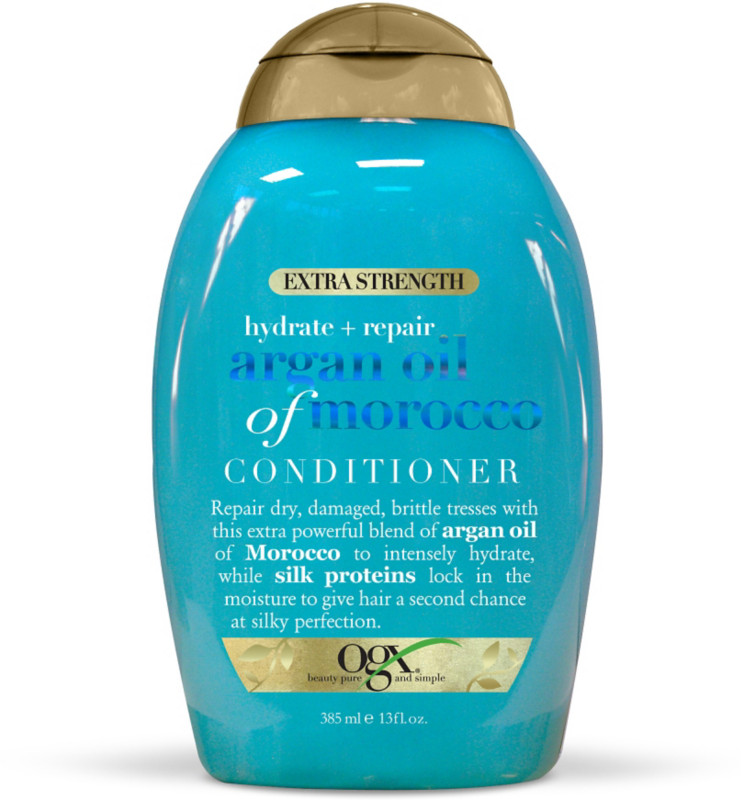Best shampoos | For dry scalps: OGX Hydrate and Repair + Argan Oil of Morocco Extra Strength Shampoo