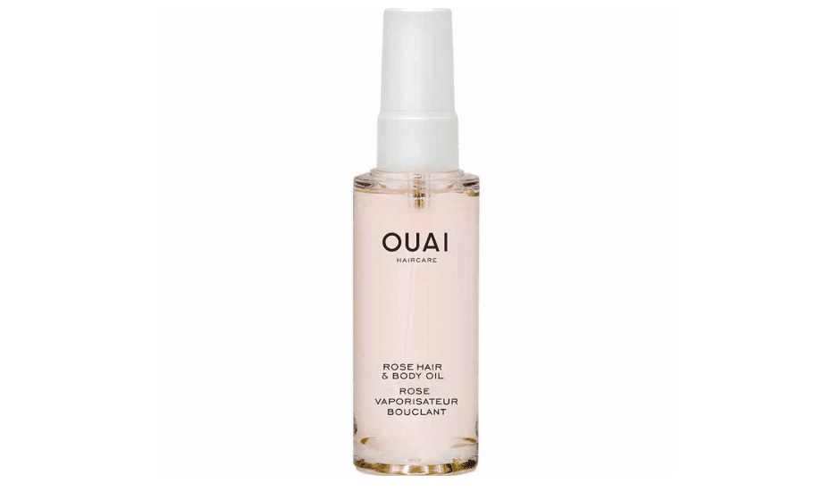 Ouai Rose Hair and Body Oil | Fight the Frizz