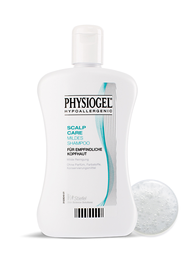 Best shampoos | For sensitive scalps: Physiogel Scalp Care 2-in-1 Shampoo and Conditioner