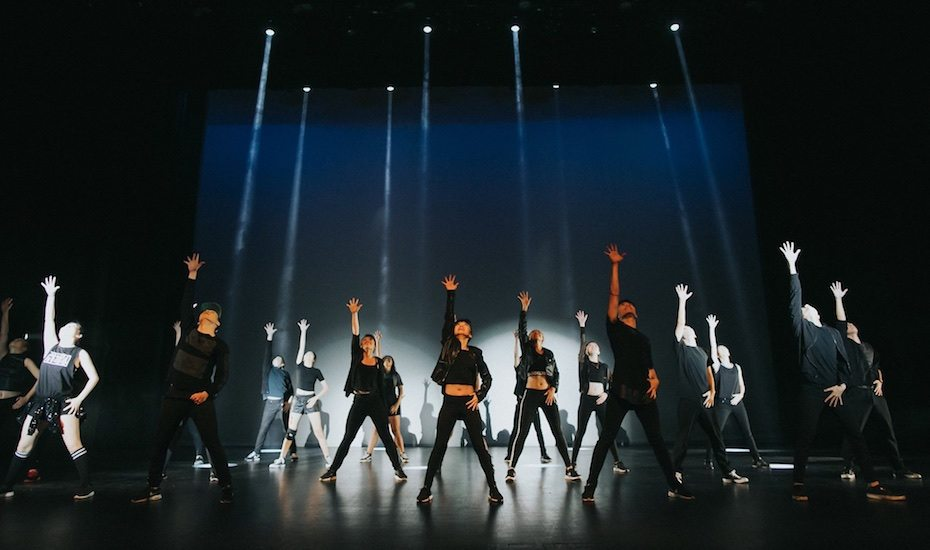 Dance classes in Singapore | Feel the music, learn the choreography