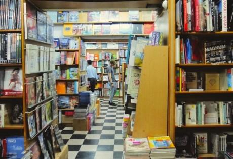 Bookshops in Singapore