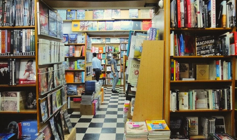 Bookstores in Singapore for local literature, rare books, best selling fiction and magazines