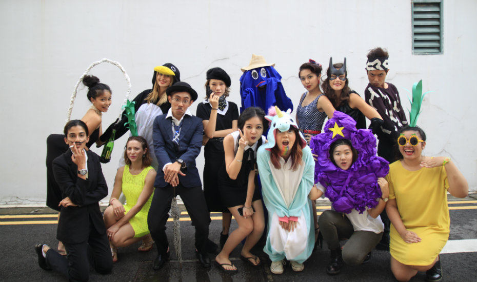 Costume rental shops in Singapore: Fancy dress stores for Halloween and themed parties