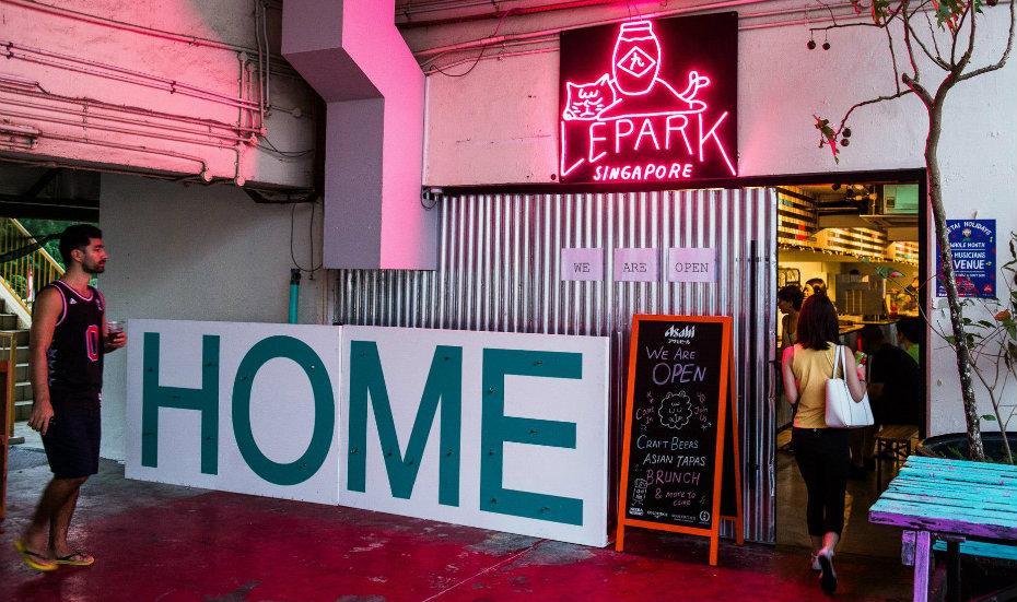 Popular Chinatown rooftop gastropub Lepark Singapore is closing