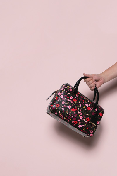 4c8a3671ef46 This fun floral Kate Spade New York Cameron Street Lane Handbag will  brighten up your work day