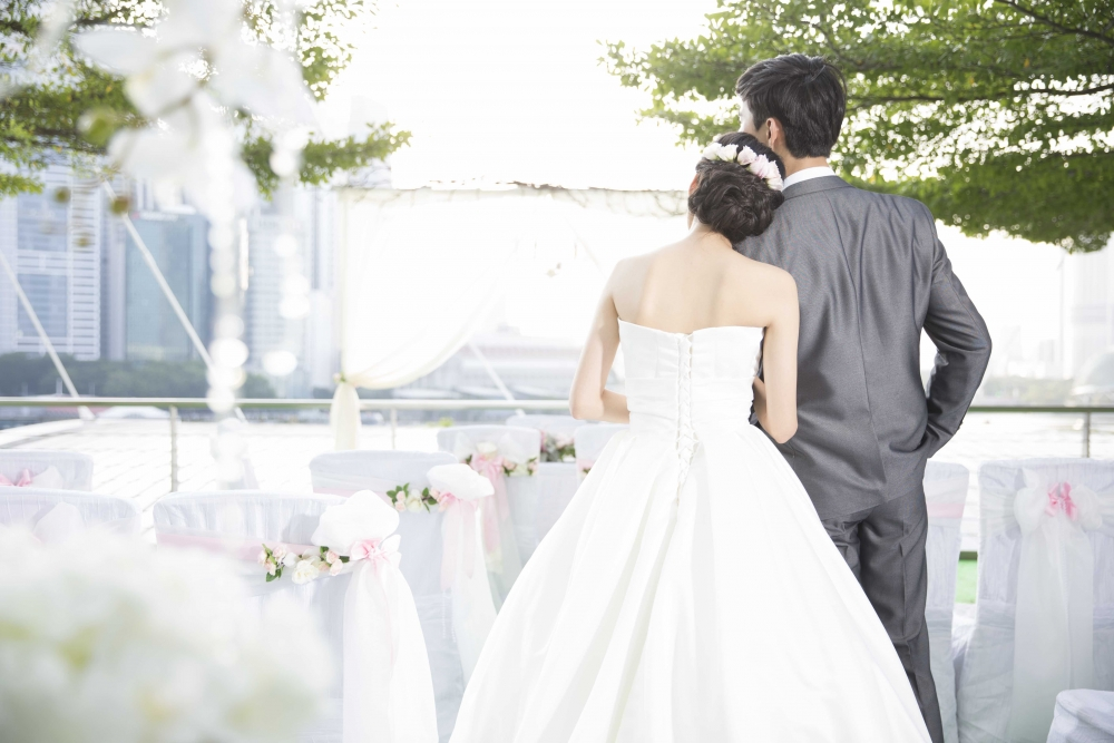 Marina Bay Sands' Weddings on the Bay event offers one-day only discounts on wedding packages