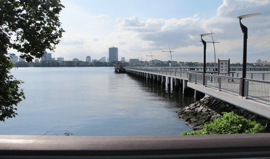 Bike trails for park-hopping | Northern Explorer Loop | Singapore's best bike trails
