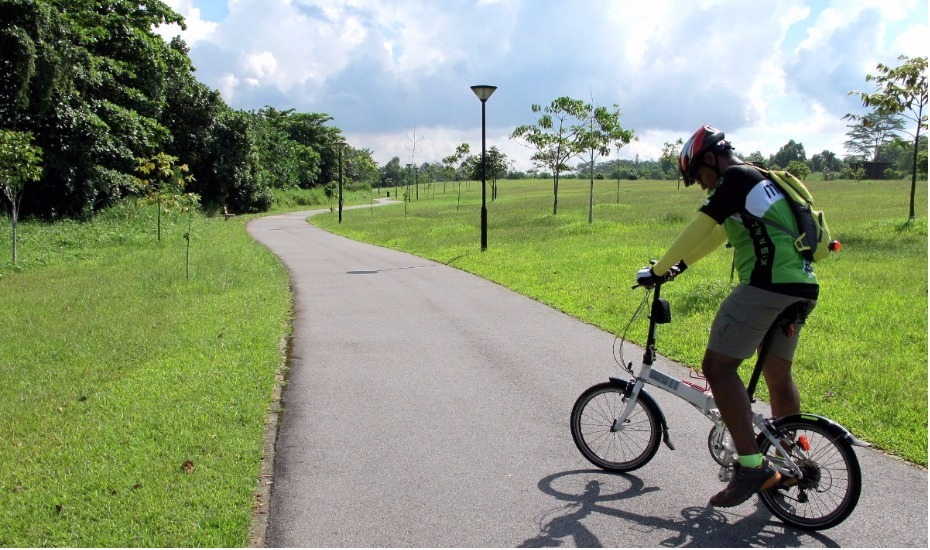 Cycling routes: Punggol's Northern Eastern Riverine Loop