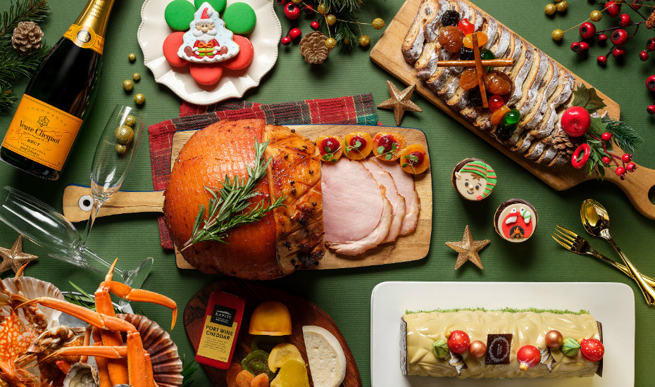 Epic Christmas Buffets Brunches And Dinners At Singapore S Best