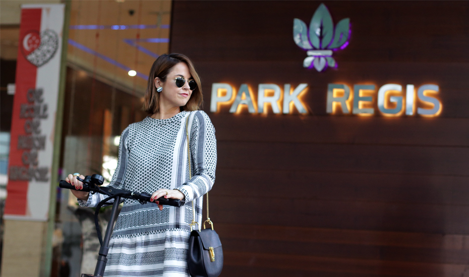 Park Regis Singapore's Workation package makes business trips fun again