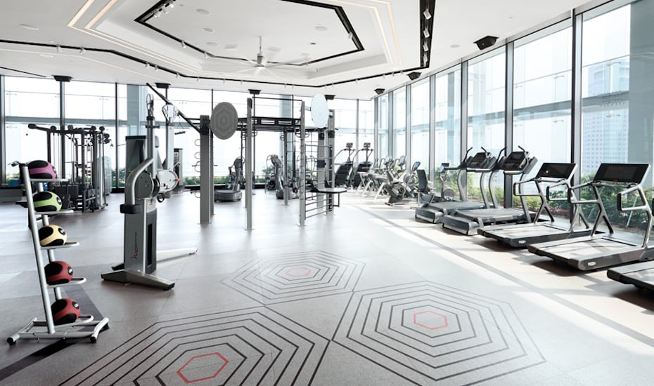 gyms in singapore