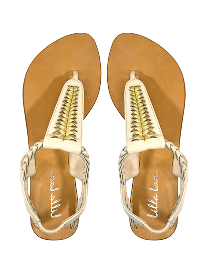 Lilla-Lane-sandals where to buy leather sandals Honeycombers Singapore