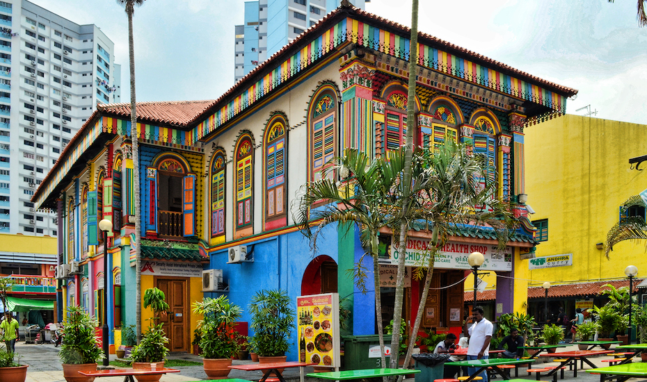Little India landmark House of Tan Teng Niah. Photography: Choo Yut Shing.