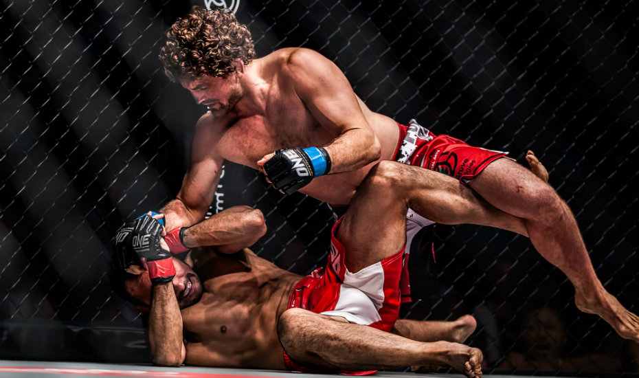 Catch world champion Ben Askren live in action at ONE: Immortal Pursuit, where he'll take on a formidable opponent, Shinya Aoki
