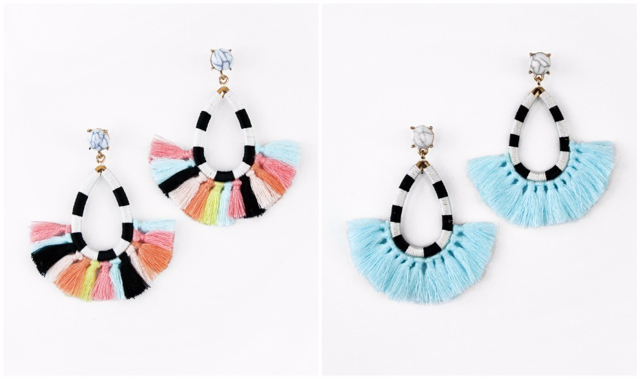 Tassel earrings by Soon Lee: the trend that won't quit Honeycombers Singapore
