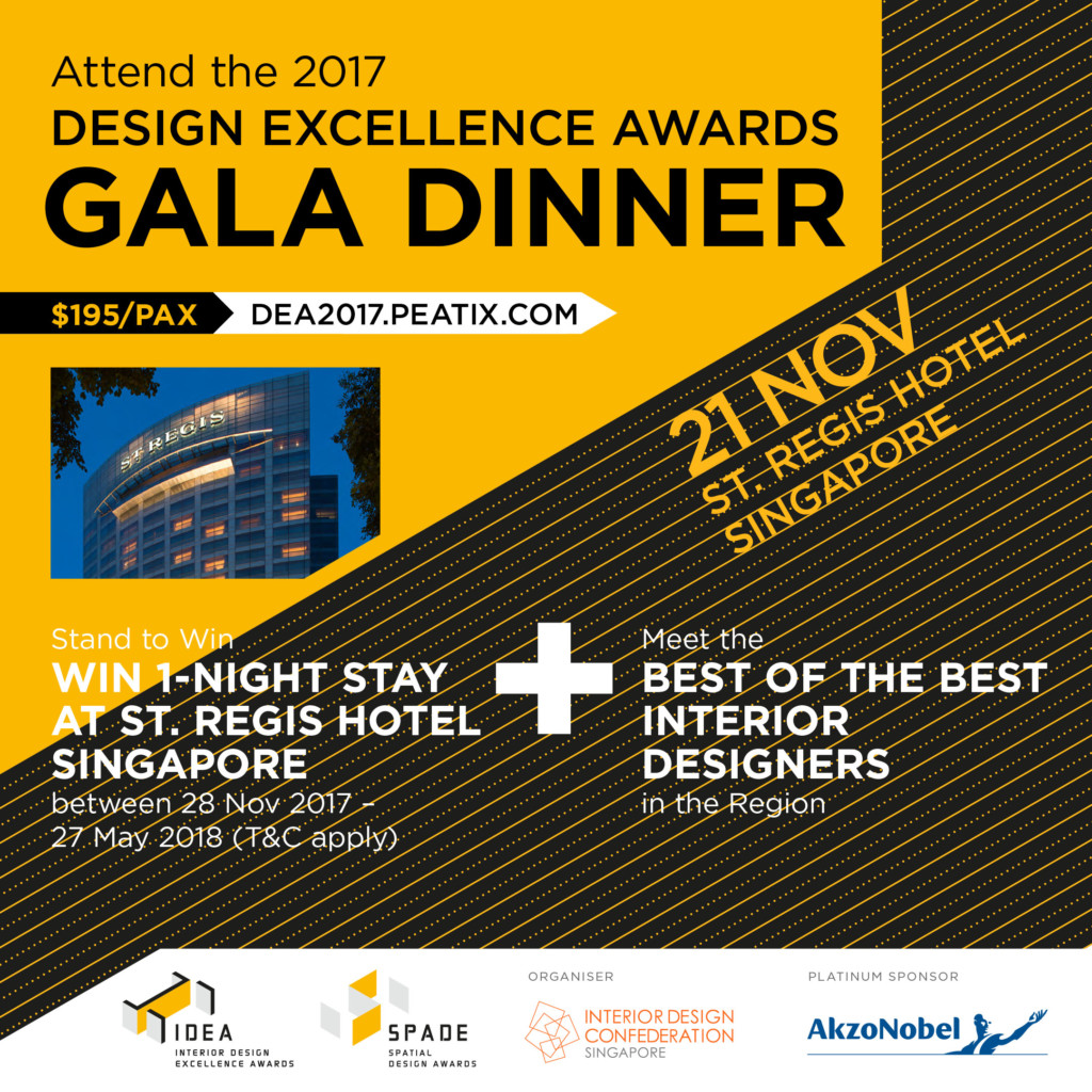 Surprising Design Excellence Awards 2017 Gala Dinner Honeycombers Singapore Download Free Architecture Designs Lectubocepmadebymaigaardcom