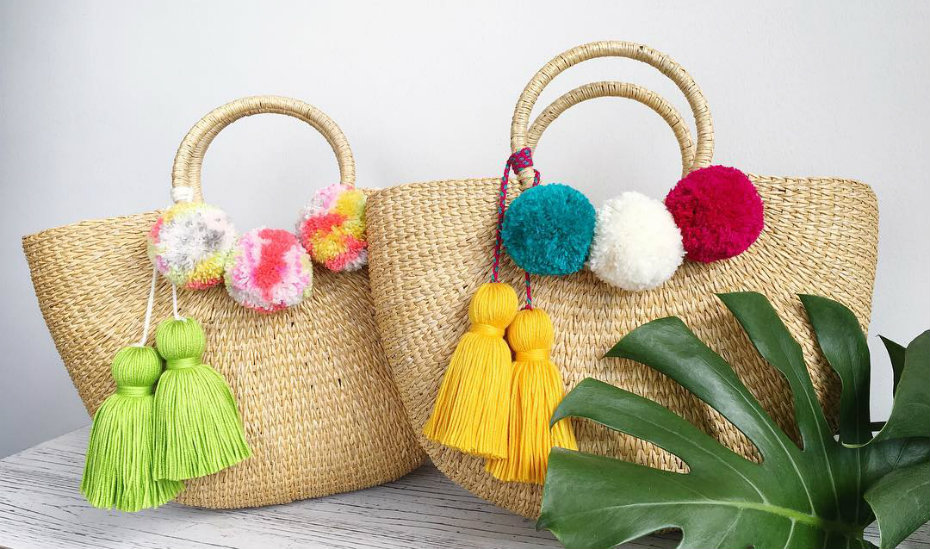 Basket Bags That Bring On Eternal Summer Style Here S Where To Shop