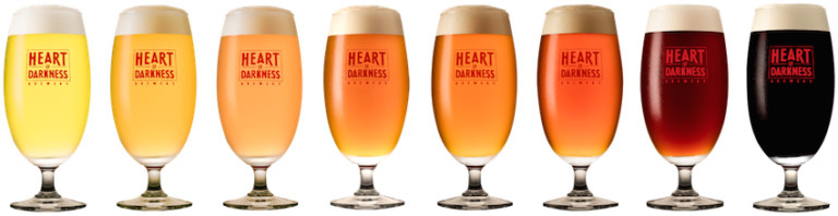 Heart of Darkness Tap Takeover