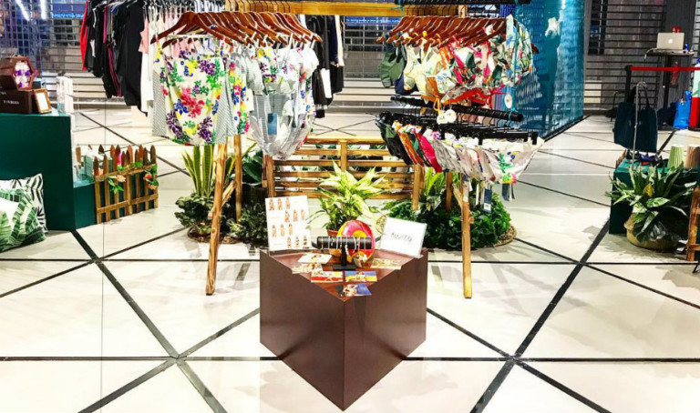 Interactive shopping is in: Multi-label concept store City of Tomorrow opens in Singapore
