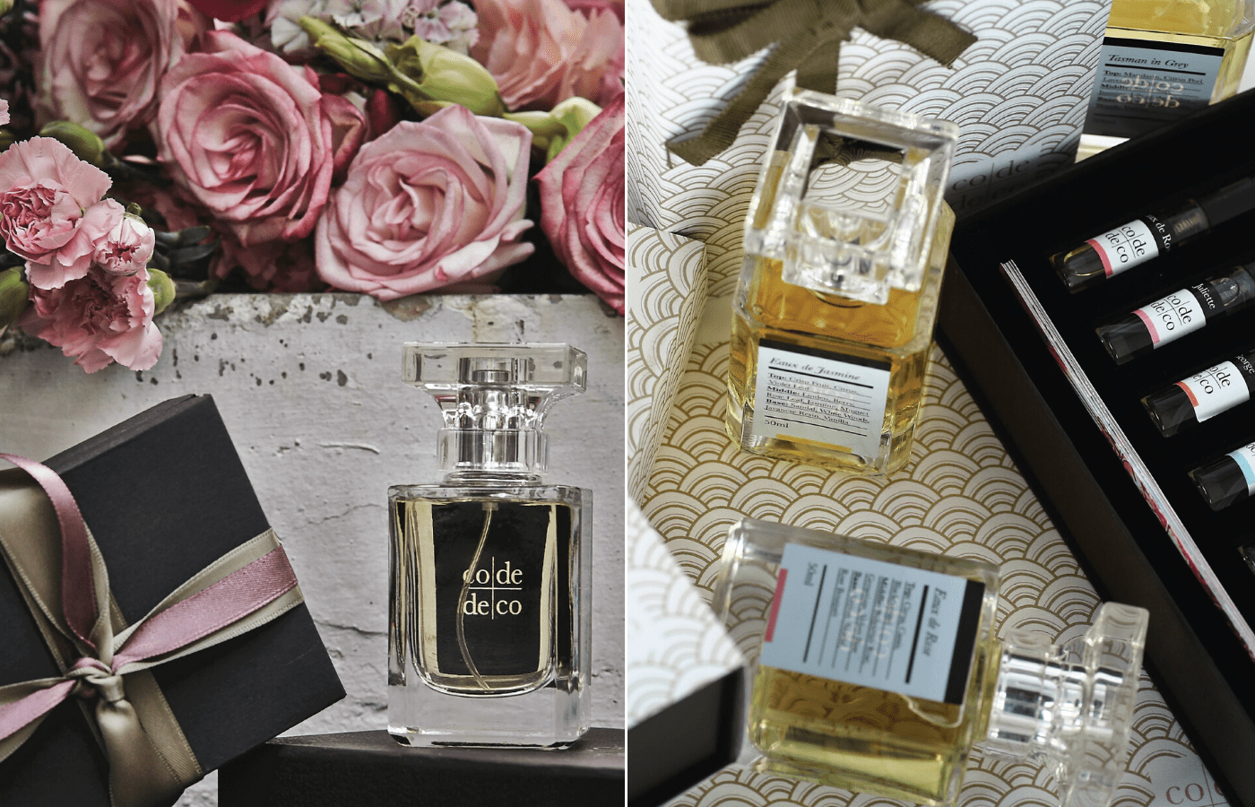 code deco | Local perfume brands | Honeycombers Singapore
