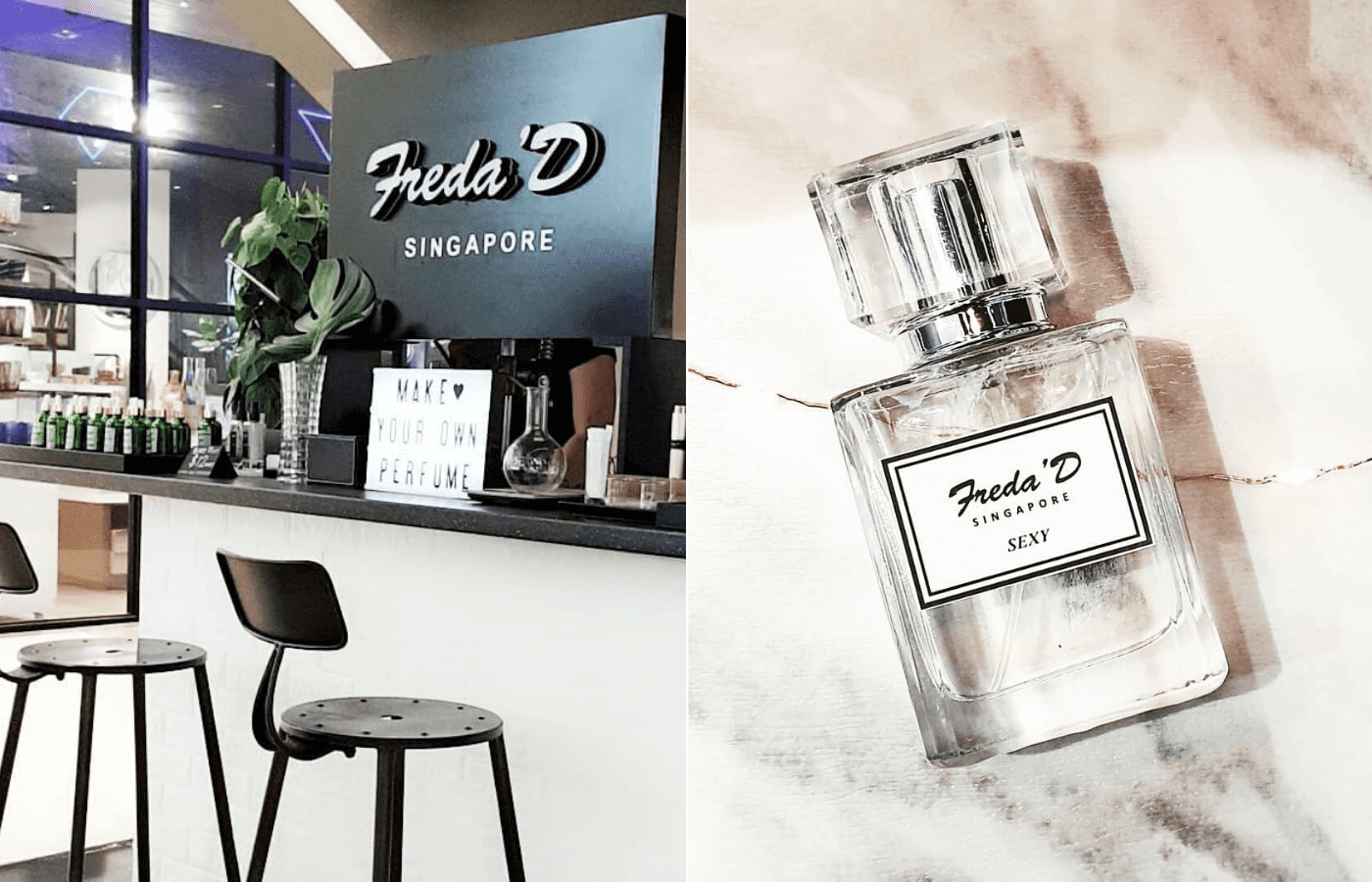 freda d parfum | Local perfume brands | Honeycombers Singapore