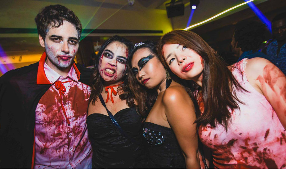 Singapore's most wicked Halloween parties in 2017